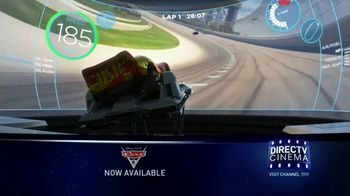 DIRECTV Cinema TV Spot, 'Cars 3' - Thumbnail 5