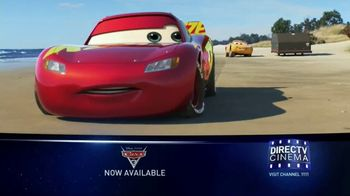 DIRECTV Cinema TV Spot, \'Cars 3\'