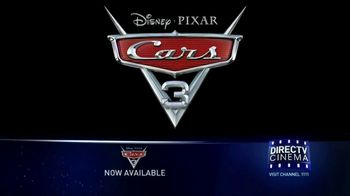 DIRECTV Cinema TV Spot, 'Cars 3' - Thumbnail 8