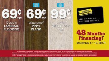 Lumber Liquidators Hardwood Sale TV Spot, 'Get a Deal, Get It Done' - Thumbnail 9
