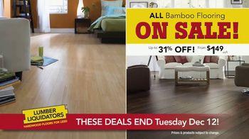 Lumber Liquidators Hardwood Sale TV Spot, 'Get a Deal, Get It Done' - Thumbnail 3