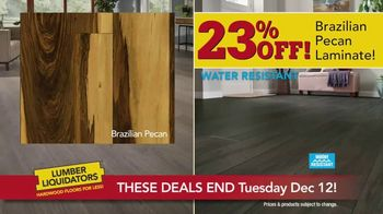Lumber Liquidators Hardwood Sale TV Spot, 'Get a Deal, Get It Done' - Thumbnail 5