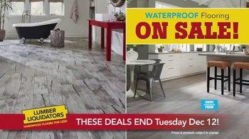 Lumber Liquidators Hardwood Sale TV Spot, 'Get a Deal, Get It Done' - Thumbnail 6