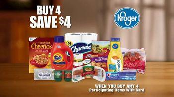 The Kroger Company Buy 4 Save $4 TV Spot, 'Make It Magical' - Thumbnail 8