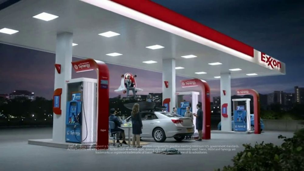 Exxon Mobil TV Commercial, 'Seven Ingredients' - Video