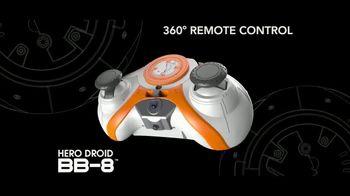Star Wars Hero Droid BB-8 TV Spot, 'Incredibly Realistic' - Thumbnail 3