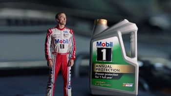 Mobil 1 Annual Protection TV Spot, 'One Oil Change' Featuring Kevin Harvick - Thumbnail 4