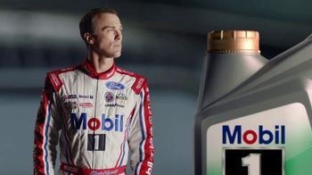 Mobil 1 Annual Protection TV Spot, 'One Oil Change' Featuring Kevin Harvick - Thumbnail 6