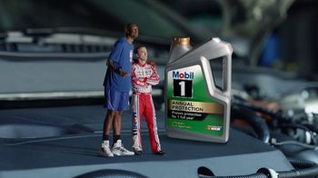 Mobil 1 Annual Protection TV Spot, 'One Oil Change' Featuring Kevin Harvick - Thumbnail 8