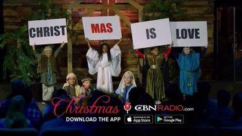 CBN Radio App TV Spot, 'Christmas Is Love' - Thumbnail 9