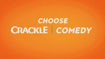 Crackle.com TV Spot, 'Choose Your Form: Comedy' - Thumbnail 9