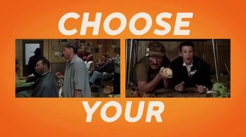 Crackle.com TV Spot, 'Choose Your Form: Comedy' - Thumbnail 4