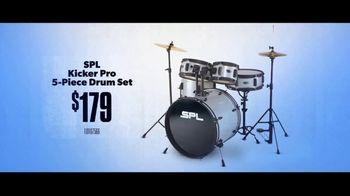 Guitar Center TV Spot, 'Drum Set and Djembes' - Thumbnail 6