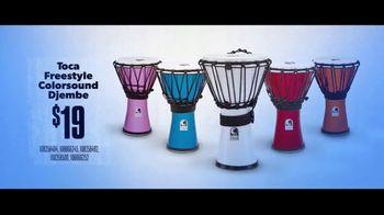Guitar Center TV Spot, 'Drum Set and Djembes' - Thumbnail 7