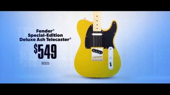 Guitar Center TV Spot, 'From Beginner to Pro Models' - Thumbnail 5