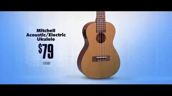 Guitar Center TV Spot, 'From Beginner to Pro Models' - Thumbnail 6