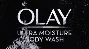 Olay Ultra Moisture Body Wash TV Spot, 'Elevate Moisture, Enhance Skin' - Thumbnail 1