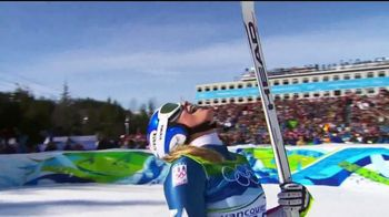 XFINITY X1 Voice Remote TV Spot, 'Team USA Flashback: Lindsey Vonn' - 6 commercial airings