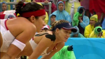 XFINITY X1 Voice Remote TV Spot, 'Team USA Flashback: Misty and Kerri' - 2 commercial airings