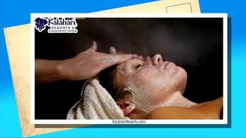 Kalahari Resort and Conventions TV Spot, 'Postcard Moment: Indoor Water Parks' - Thumbnail 8