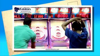Kalahari Resort and Conventions TV Spot, 'Postcard Moment: Indoor Water Parks' - Thumbnail 9