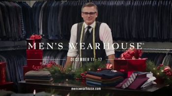 Men's Wearhouse TV Spot, 'The Gift He Needs: Coats, Sweaters and Suits' - Thumbnail 6