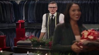 Men's Wearhouse TV Spot, 'The Gift He Needs: Coats, Sweaters and Suits' - Thumbnail 5
