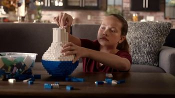 Toys R Us TV Spot, 'The Naughty List Is Not an Option: LEGO Vase'