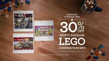 Toys R Us TV Spot, 'The Naughty List Is Not an Option: LEGO Vase' - Thumbnail 7