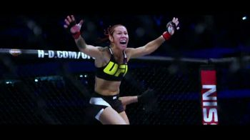 UFC 219 TV Spot, 'Cyborg vs. Holm: Test' - 261 commercial airings