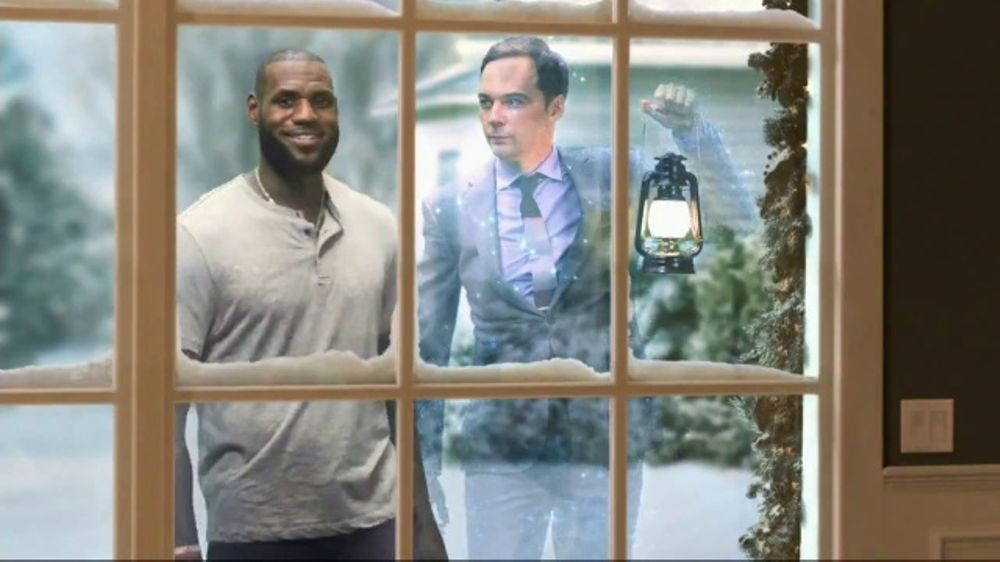 Intel 8th Gen Core TV Commercial, 'LeBron's Holiday Future' Featuring Jim Parsons