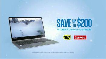 Intel 8th Gen Core TV Spot, 'LeBron's Holiday Future' Featuring Jim Parsons - Thumbnail 10
