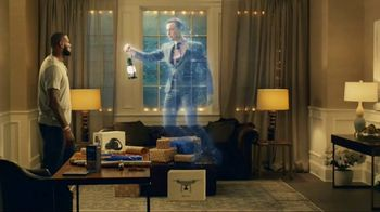 Intel 8th Gen Core TV Spot, 'LeBron's Holiday Future' Featuring Jim Parsons - Thumbnail 3