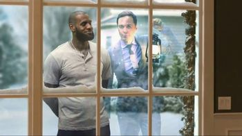 Intel 8th Gen Core TV Spot, 'LeBron's Holiday Future' Featuring Jim Parsons - Thumbnail 6