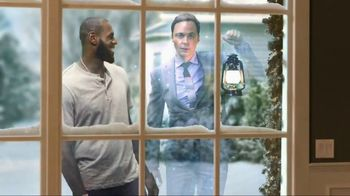 Intel 8th Gen Core TV Spot, 'LeBron's Holiday Future' Featuring Jim Parsons - Thumbnail 8