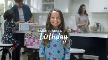 Frigidaire TV Spot, 'Sarah's Super-ific Birthday Party'