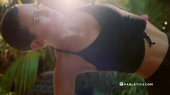Fabletics.com TV Spot, 'Variety in Something You Love' Feat. Kate Hudson