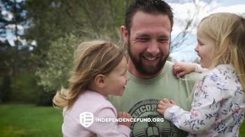 The Independence Fund TV Spot, 'Be a Hero for a Hero' - Thumbnail 1