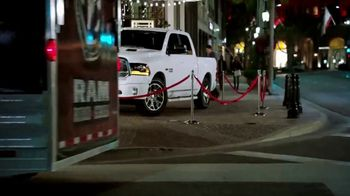 Ram 1500 Limited Tungsten TV Spot, 'Rodeo to Rodeo Drive' - Thumbnail 7