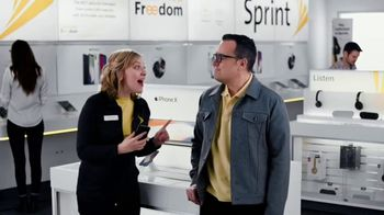Sprint TV Spot, 'Share the Love: Get Two Amazing iPhones' - Thumbnail 3