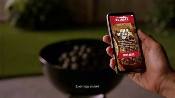 Outback Steakhouse TV Spot, 'The Secret to a Great Steak at Home' - Thumbnail 3