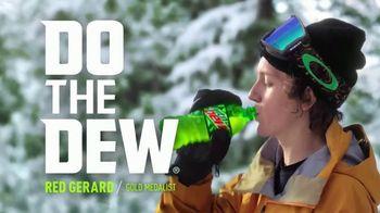Mountain Dew TV Spot, 'Rail Grab' Featuring Red Gerard - Thumbnail 10