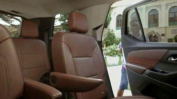 2018 Chevrolet Traverse TV Spot, 'Carpool Surprise' [T1] - Thumbnail 4