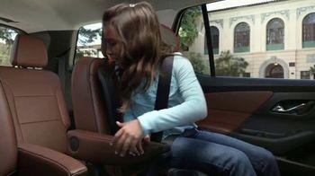 2018 Chevrolet Traverse TV Spot, 'Carpool Surprise' [T1] - Thumbnail 5