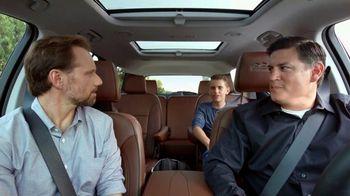 2018 Chevrolet Traverse TV Spot, 'Carpool Surprise' [T1] - 3055 commercial airings