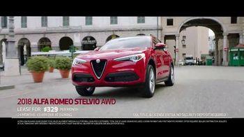 Alfa Romeo TV Spot, 'Experience Affordable Luxury' [T2]
