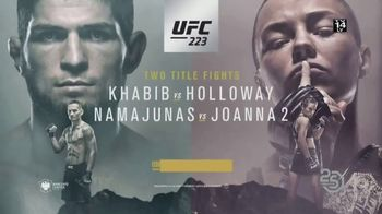 UFC 223 TV Spot, 'XFINITY: Khabib vs. Holloway' - Thumbnail 8