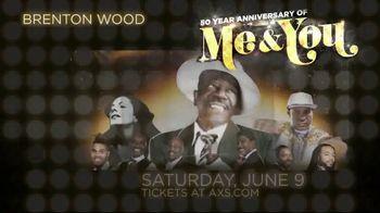 AXS.com TV Spot, 'Me & You 50th Anniversary Tour: Verizon Theatre' - Thumbnail 4