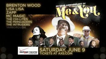 AXS.com TV Spot, 'Me & You 50th Anniversary Tour: Verizon Theatre' - Thumbnail 7