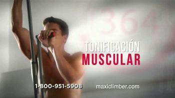 MaxiClimber TV Spot, 'Trabaja todo tu cuerpo' [Spanish] - Thumbnail 3